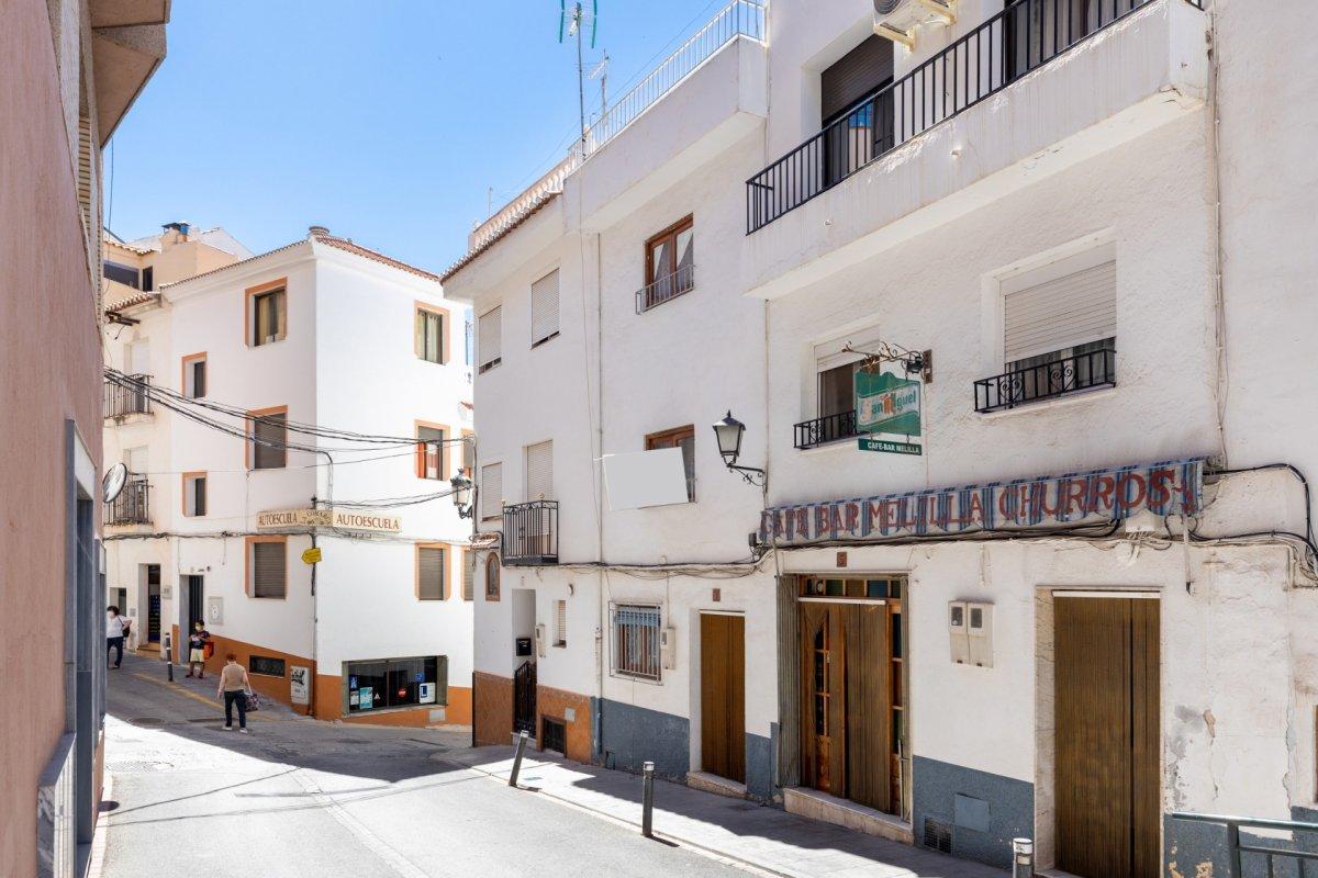 Casa en el centro de Lanjaron, Granada