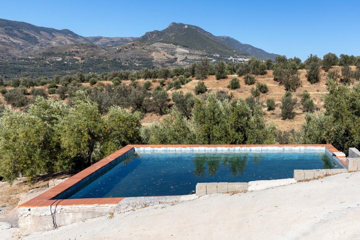 Finca Rústica a 5 minutos de Lanjaron, Granada