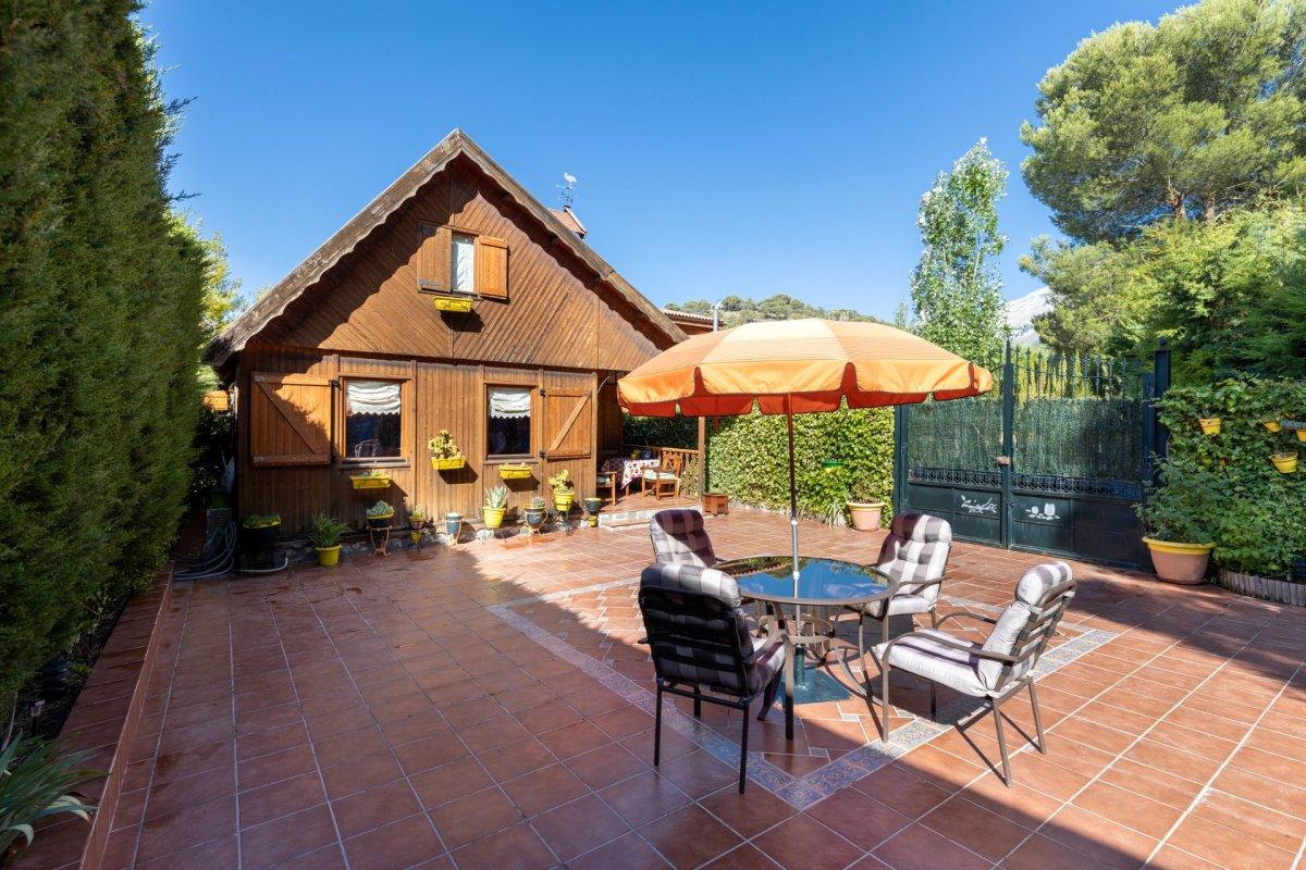 Finca rústica con casa de madera de cuento!!, Granada
