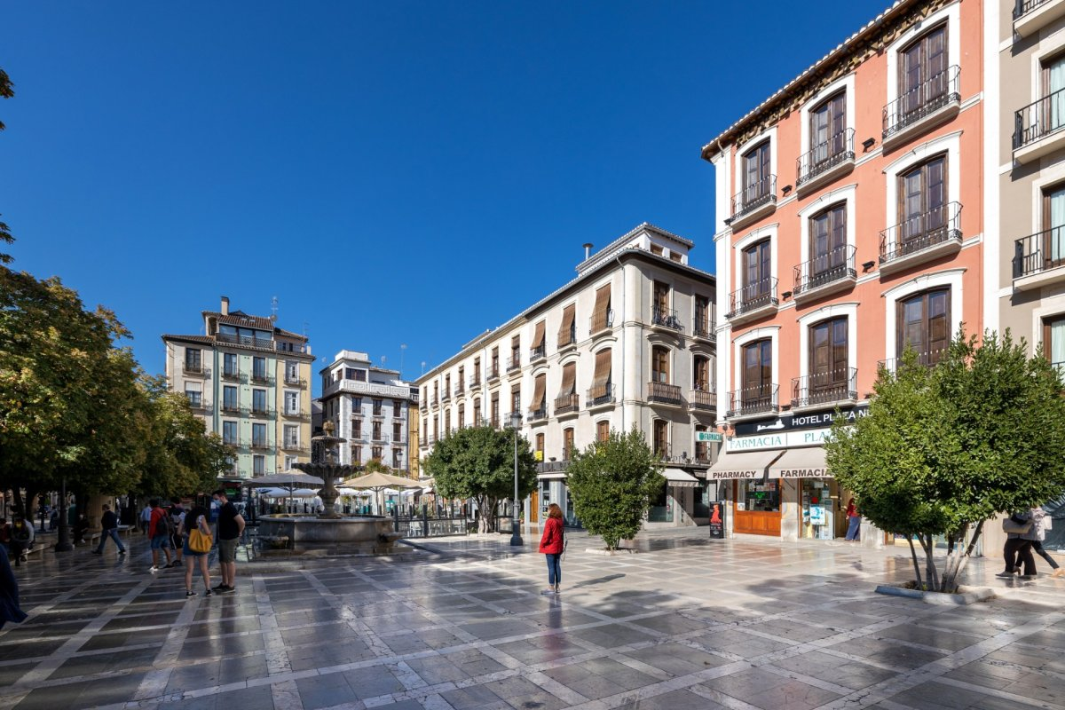 ¡¡¡¡VIVIR A UN PASO DE LA ALHAMBRA!!!!!!, Granada
