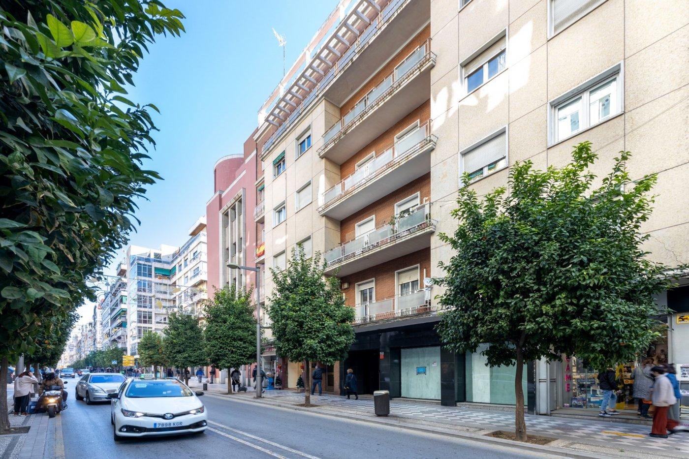 Piso en el centro de Granada, calle Recogidas