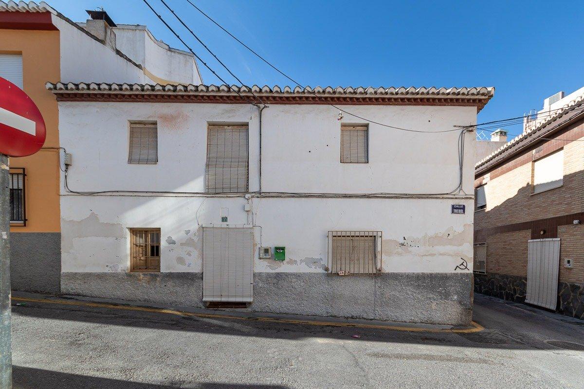 CASA PARA REFORMAR EN LA ZUBIA, Granada