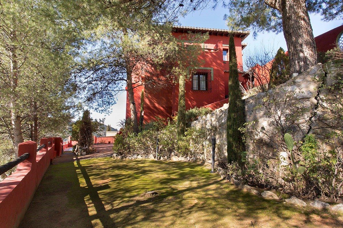 Hotel cerro del oro