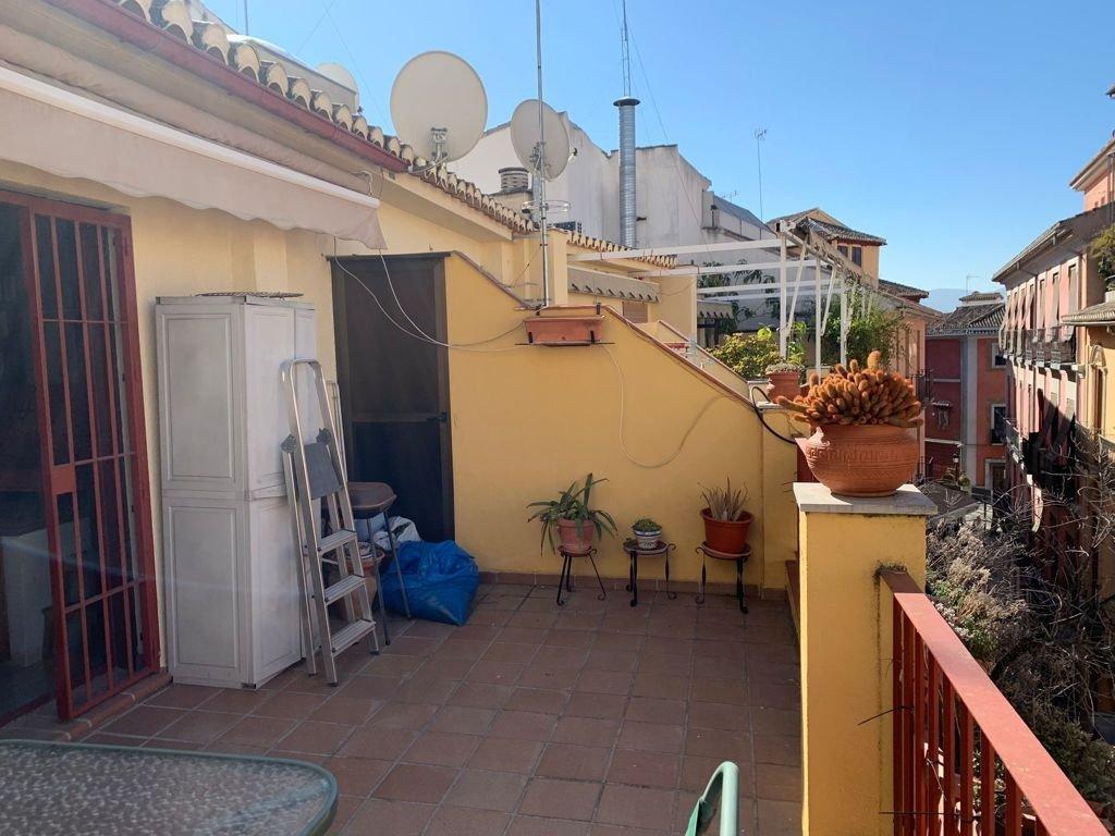 Atico en alquiler en Gran via, Granada