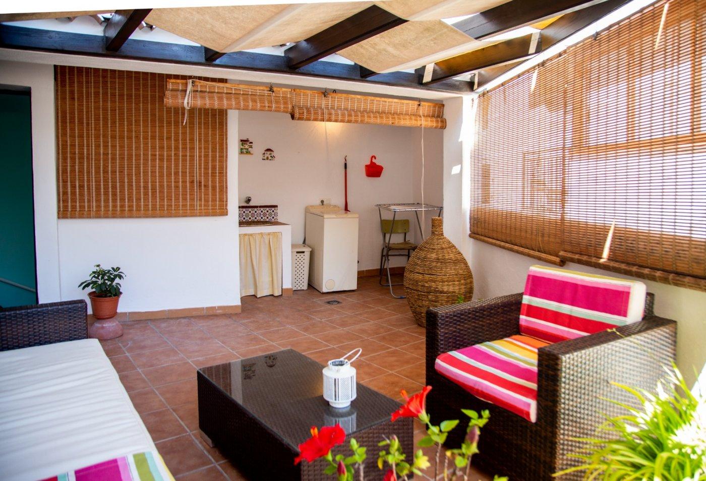 Bonita casa en venta en el centro de almuñecar