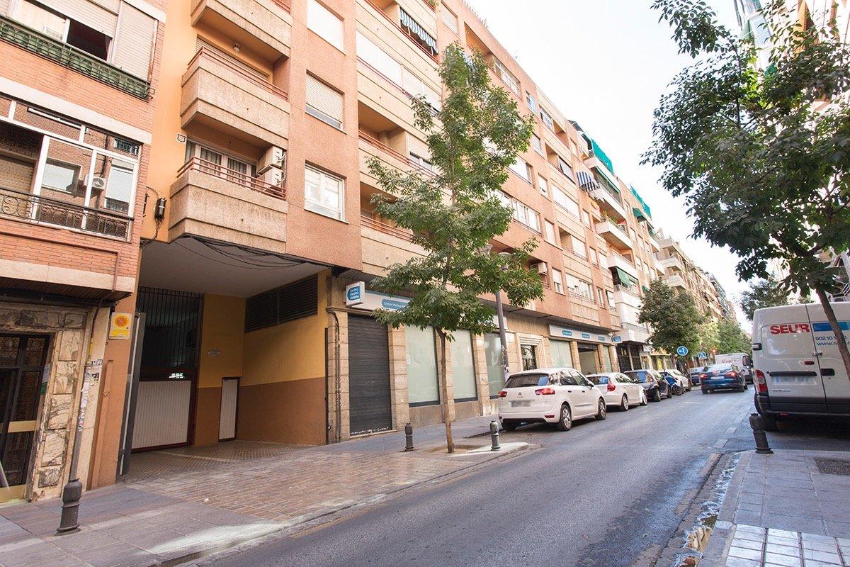 Garaje en el Centro de Granada, Granada