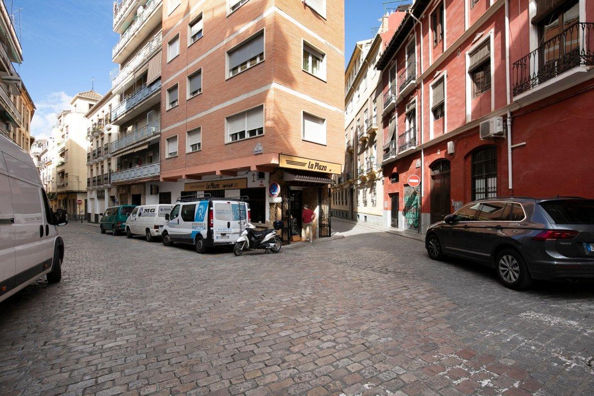 Vivir en el Centro es Posible., Granada