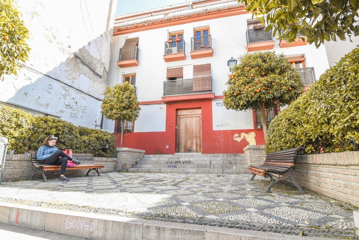 Precioso apartamento en calle elvira!!!!!