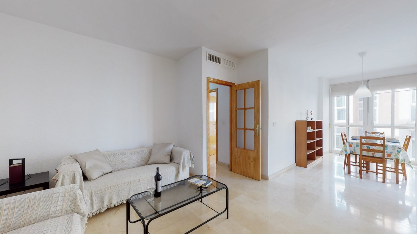 piso en cartagena · barrio-universitario 145000€
