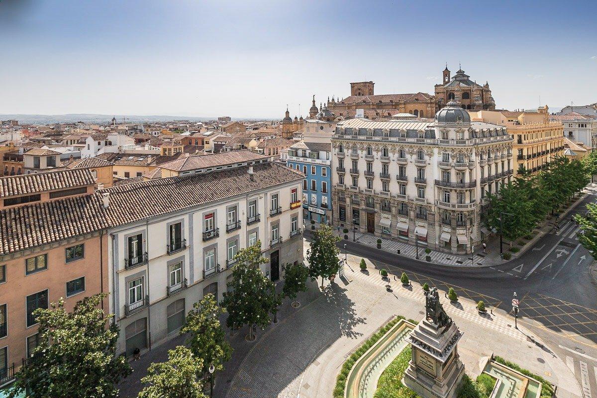 Reyes Católicos, Granada