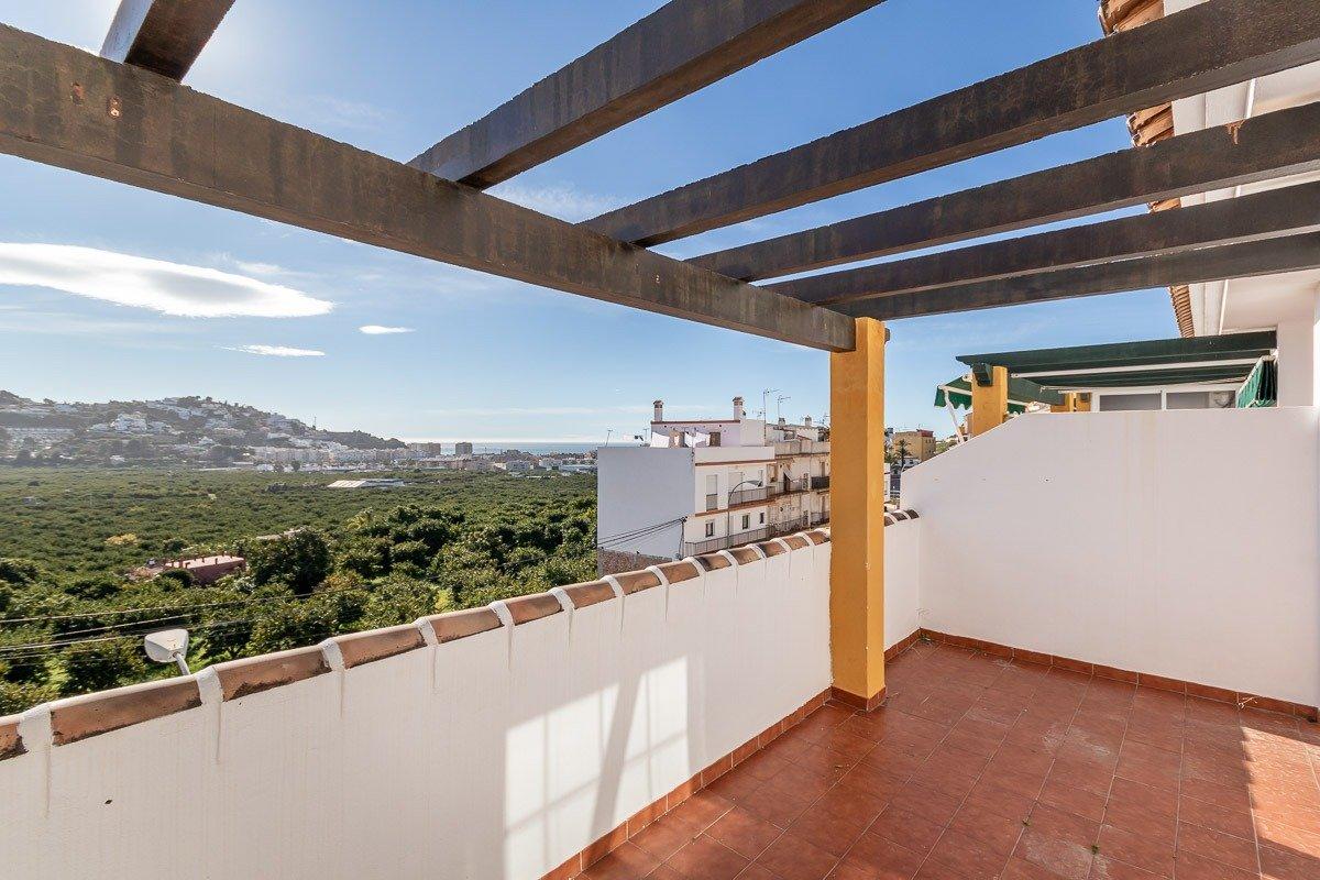 Triplex con grandes terrazas en Almuñecar., Granada