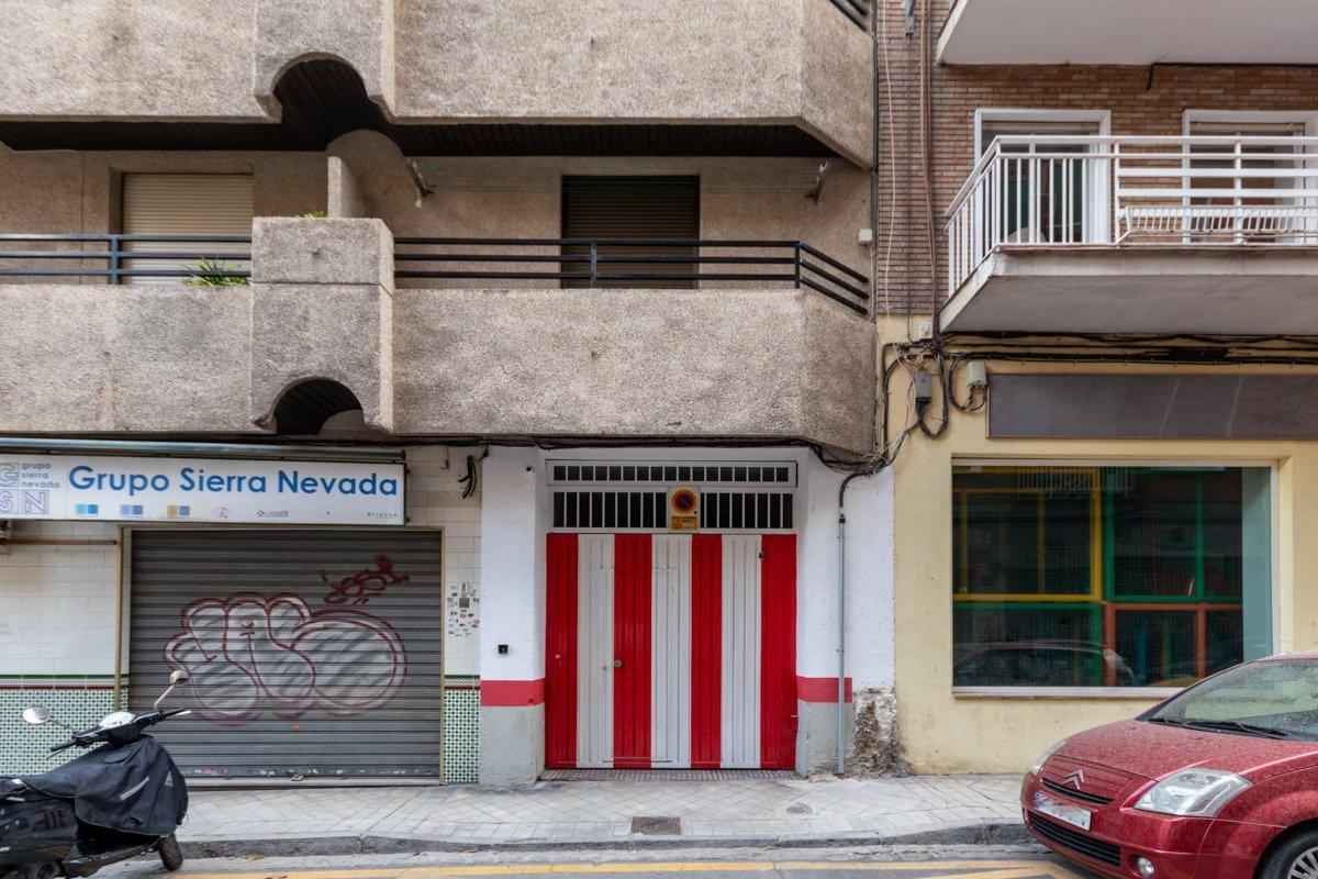 Garajes en Avenida Andaluces, Granada