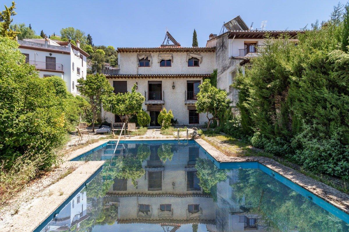 Realejo-Vistillas, Granada