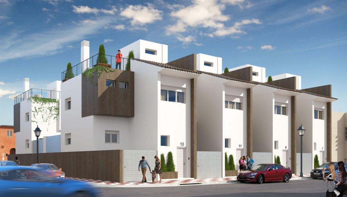 Nevada House, Armilla, Granada