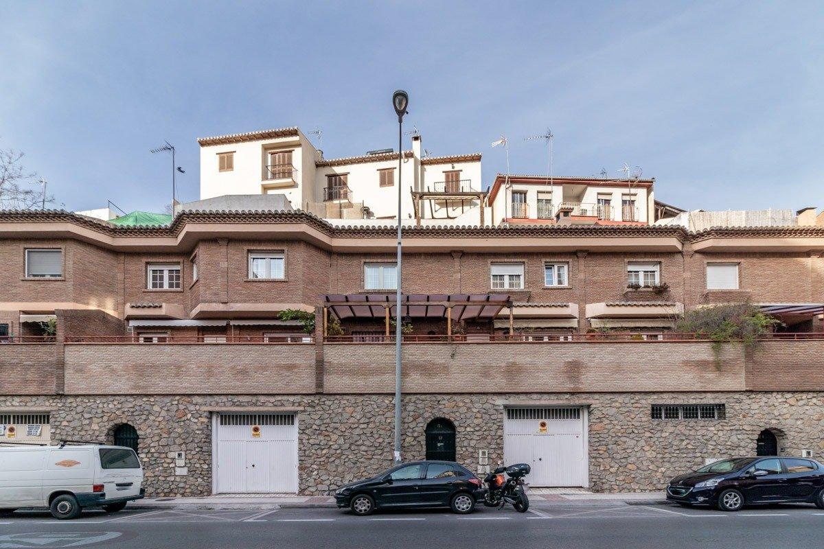 Carretera de la Sierra, Granada