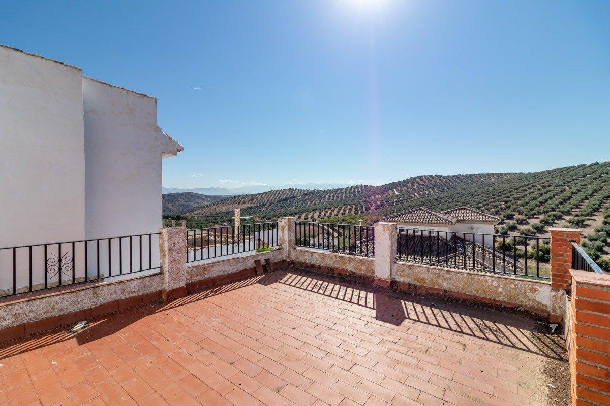 Tiena, Moclin, Granada
