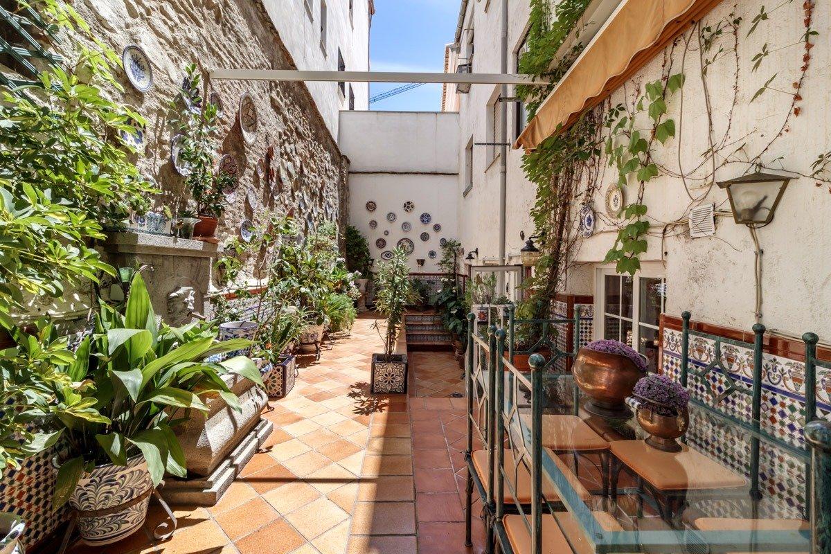 Realejo-Paseo del Salón, Granada
