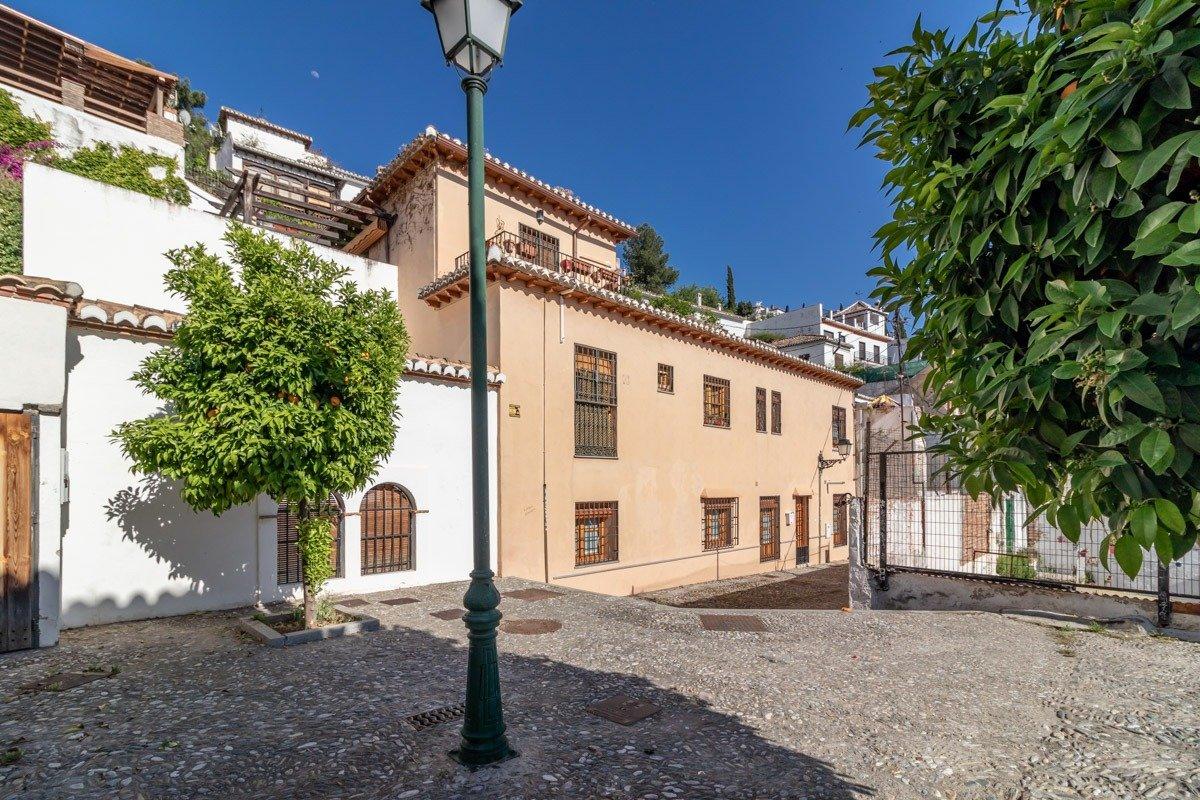 Albaycin, Granada