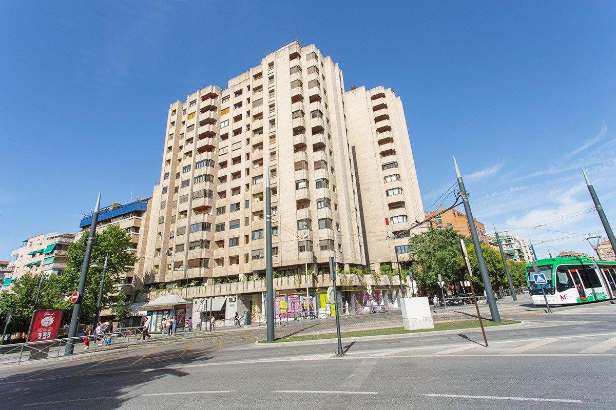 Avenida Andaluces, Granada