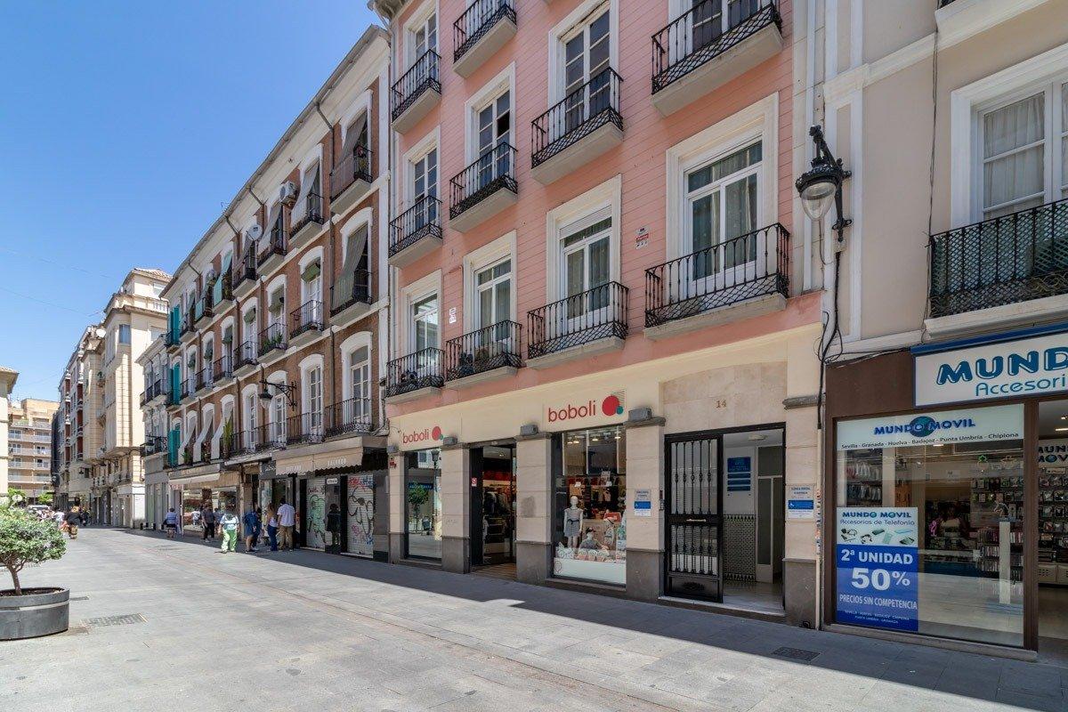 Alhóndiga, Granada
