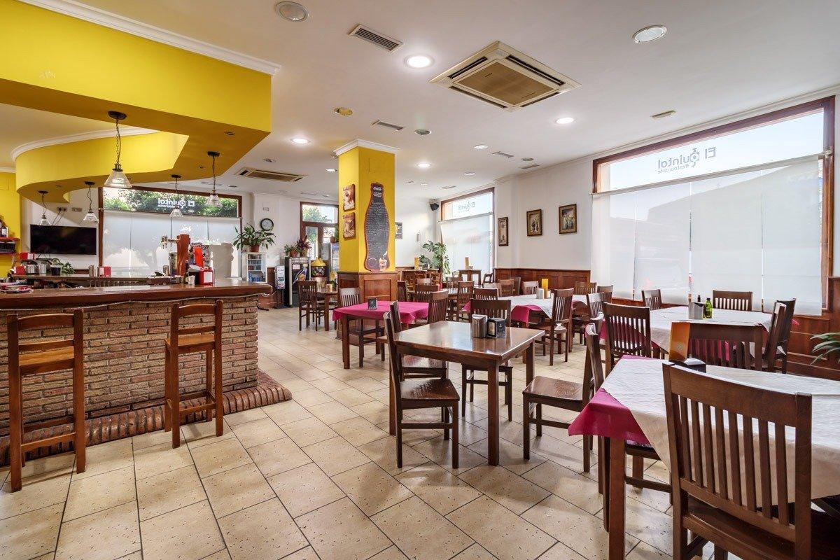 Restaurante completamente equipado y acondicionado, listo para funcionar., Granada