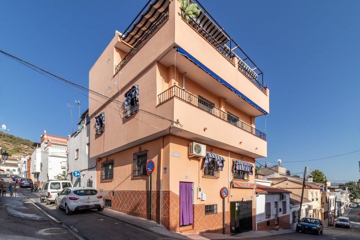 Casa con inmejorables vistas en Haza Grande, Granada