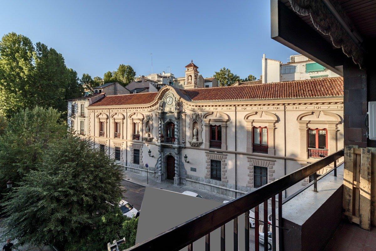 Plaza Bibataubin, Granada
