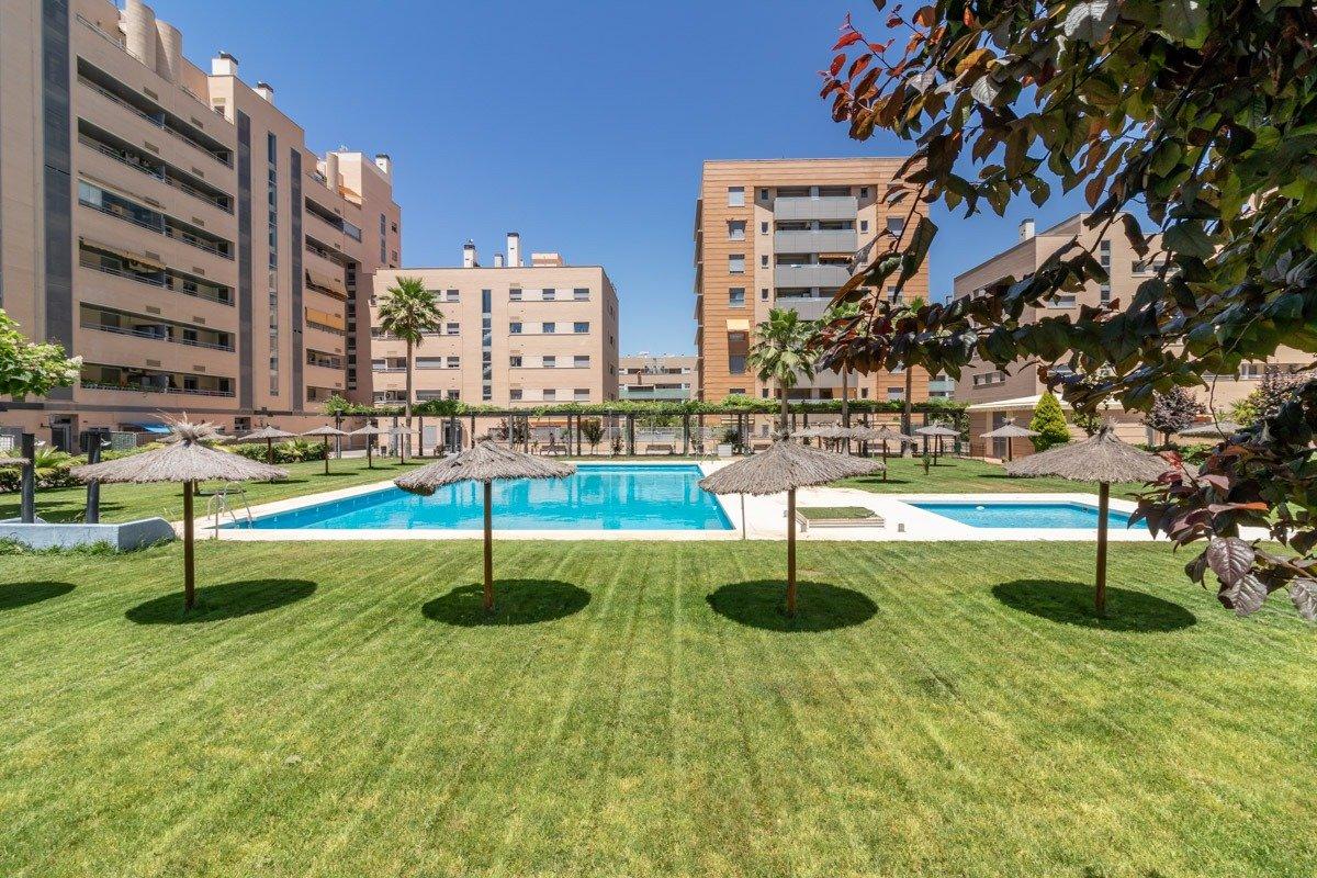Calidad de Vida en Residencial Campus, Granada