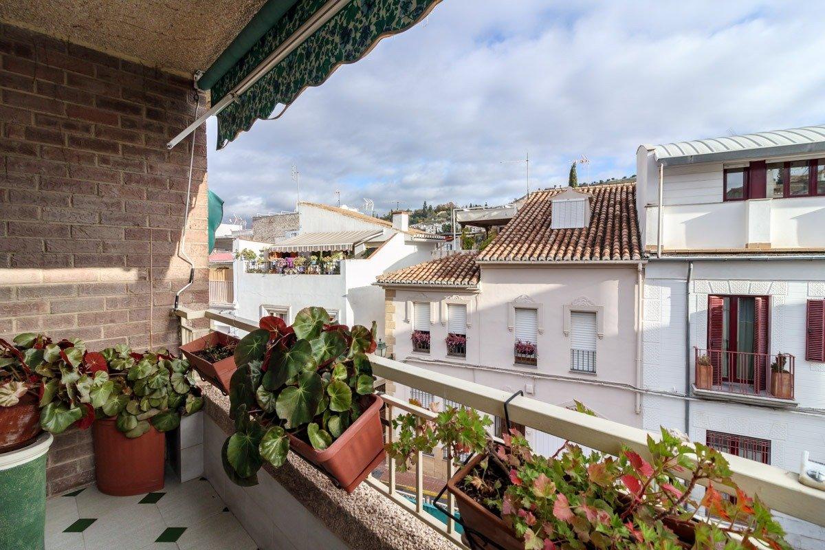 Avenida de Cervantes, Granada