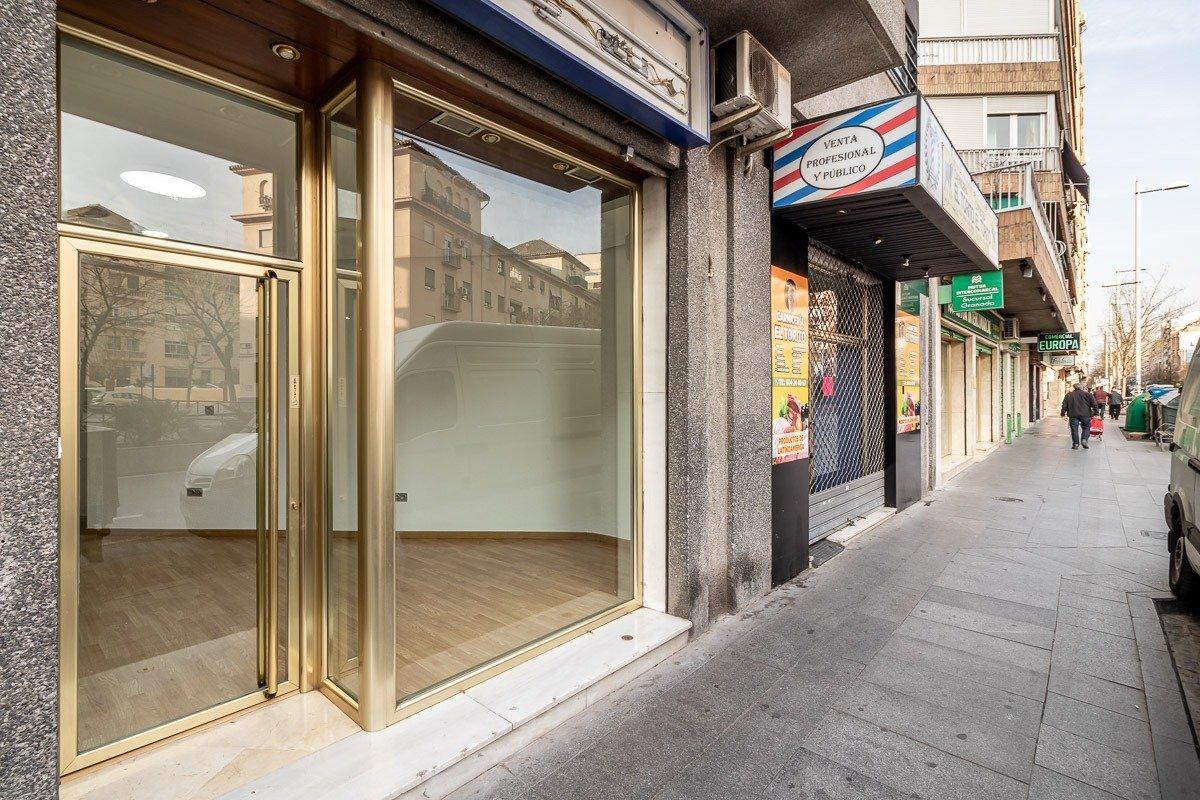 Local comercial – Camino de Ronda