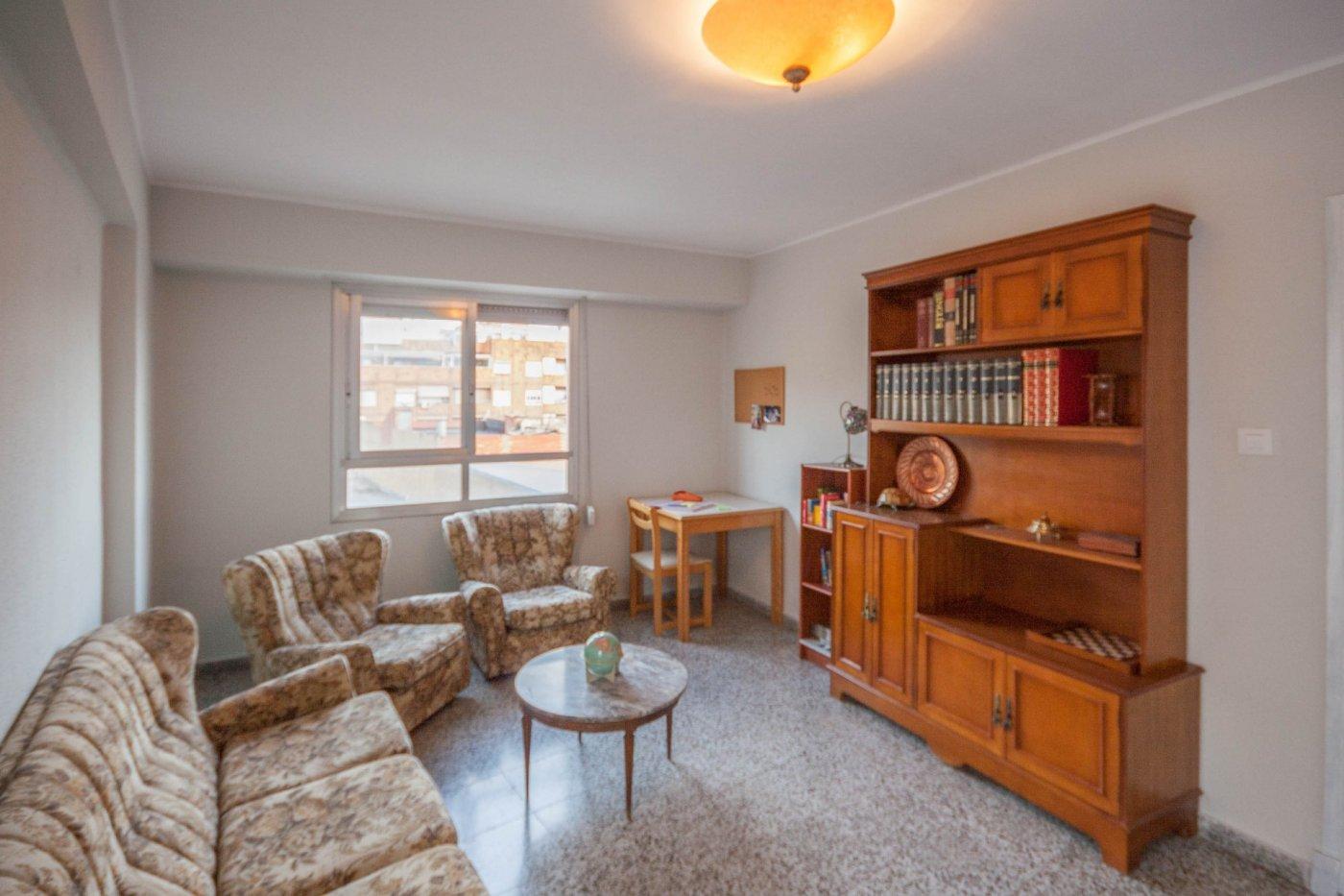 piso en benetusser · centro 59900€