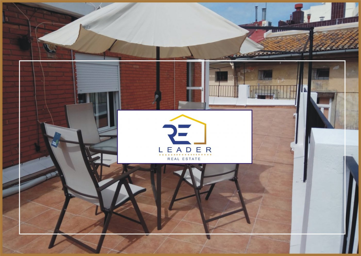 Penthouse for rent in La Xerea, Valencia