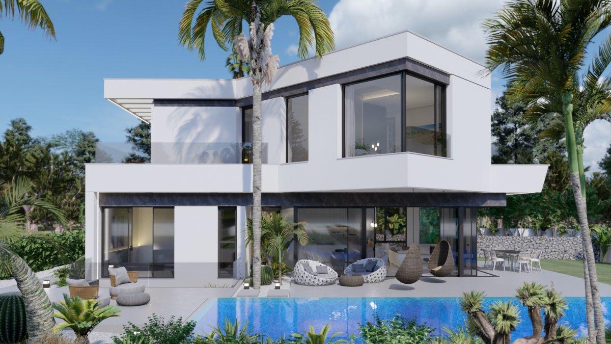 villa en benidorm · urbanizaciones 695000€