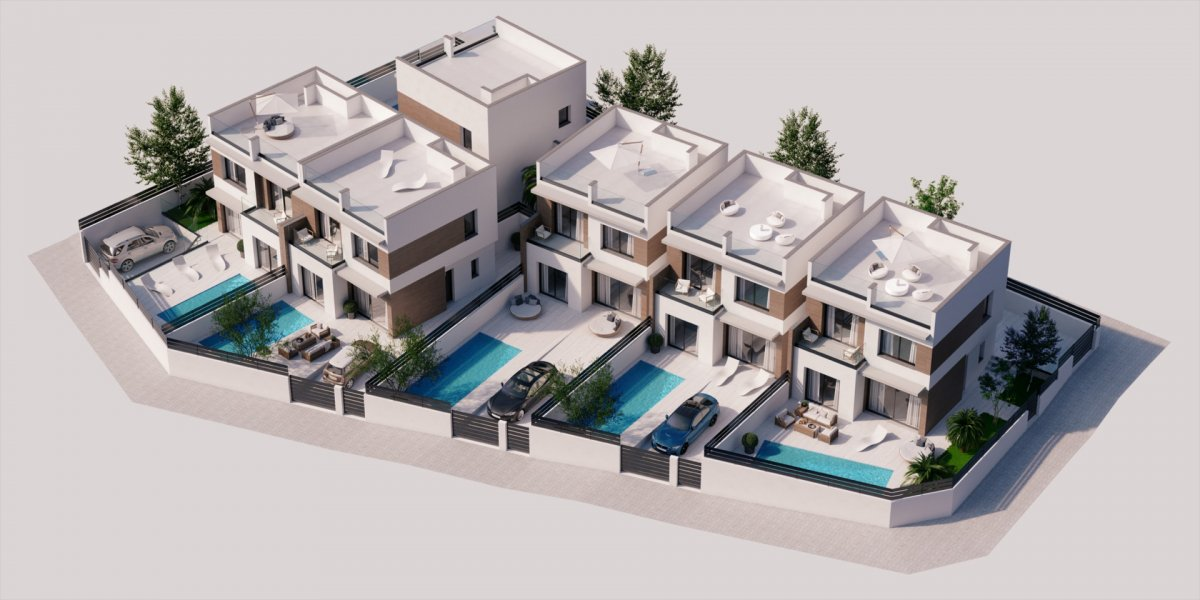 villa en benijofar · benijofar 309000€