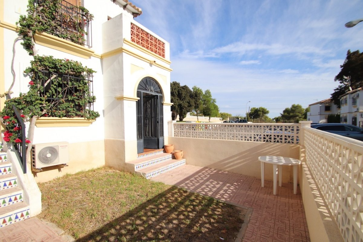 begane-grond en orihuela-costa · villamartin 60000€