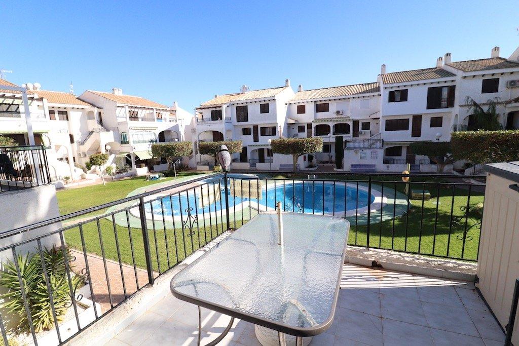 duplex en orihuela-costa · playa-flamenca 129000€