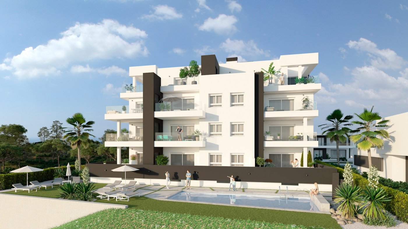 apartamento en orihuela-costa · villamartin 189000€