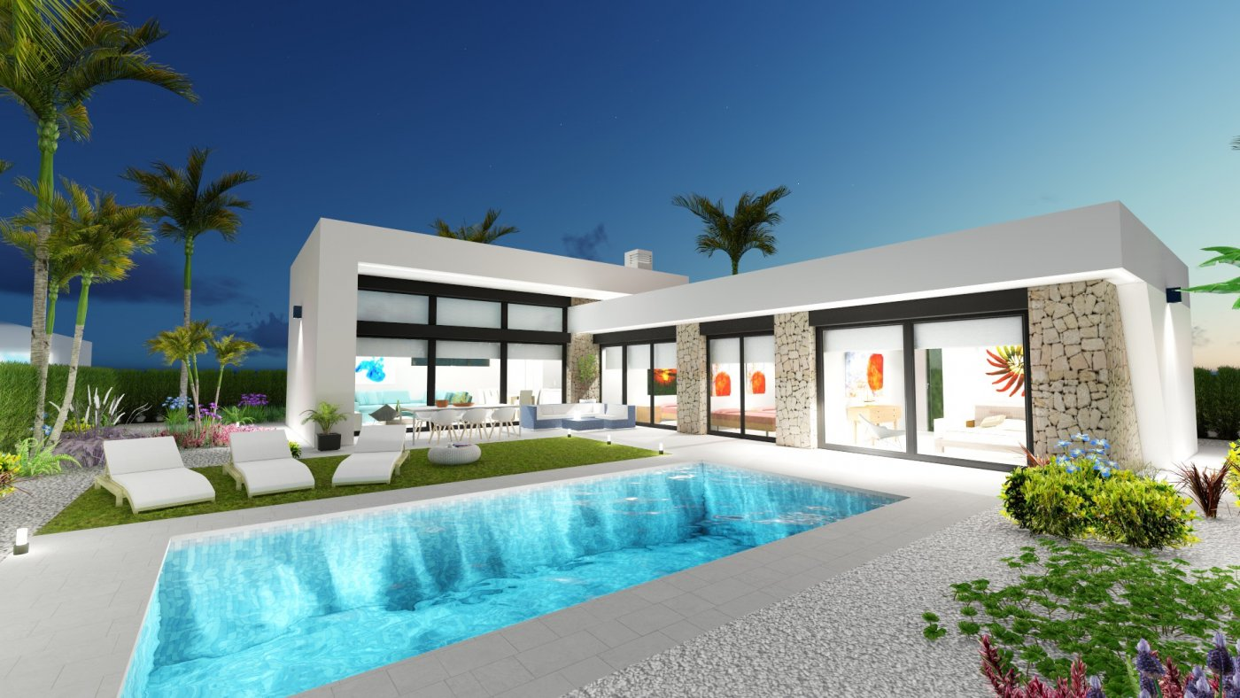 villa en murcia · zig-zag 249000€