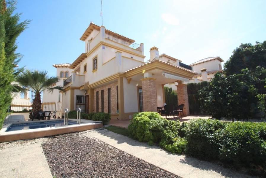 vrijstaand en orihuela-costa · lomas-de-cabo-roig 900€