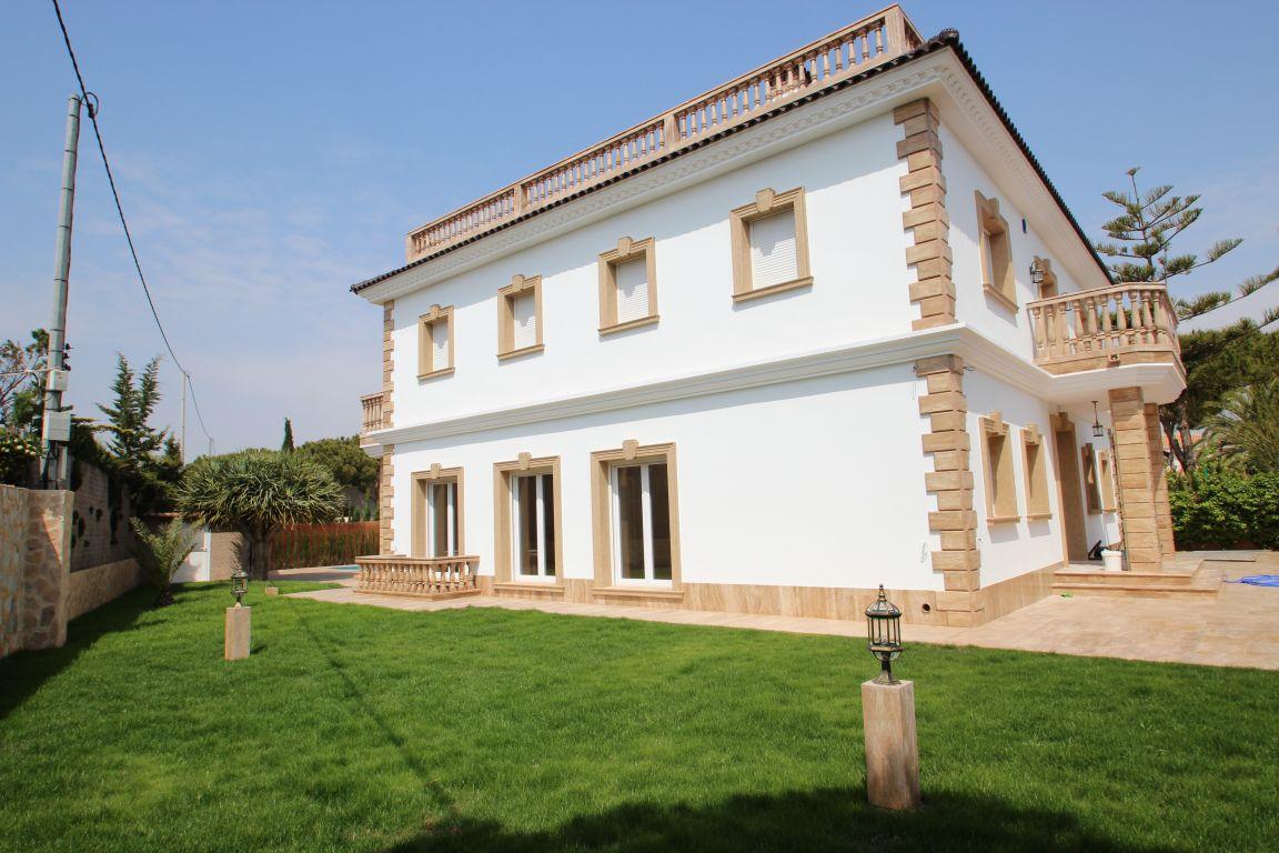 villa-de-lujo en orihuela-costa · cabo-roig 1750000€