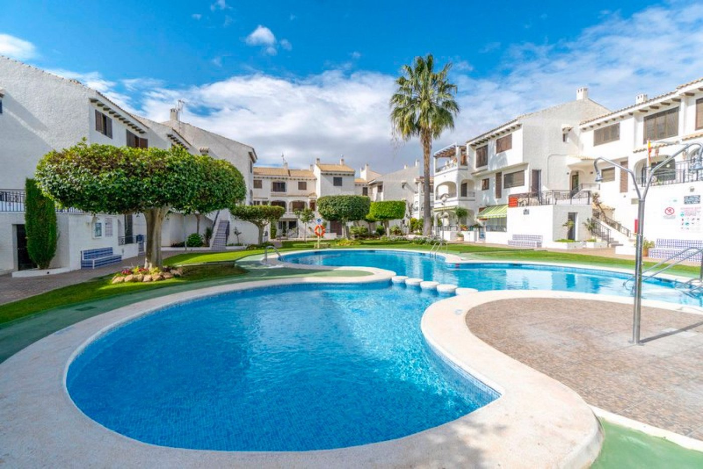 appartement en orihuela-costa · playa-flamenca 72000€