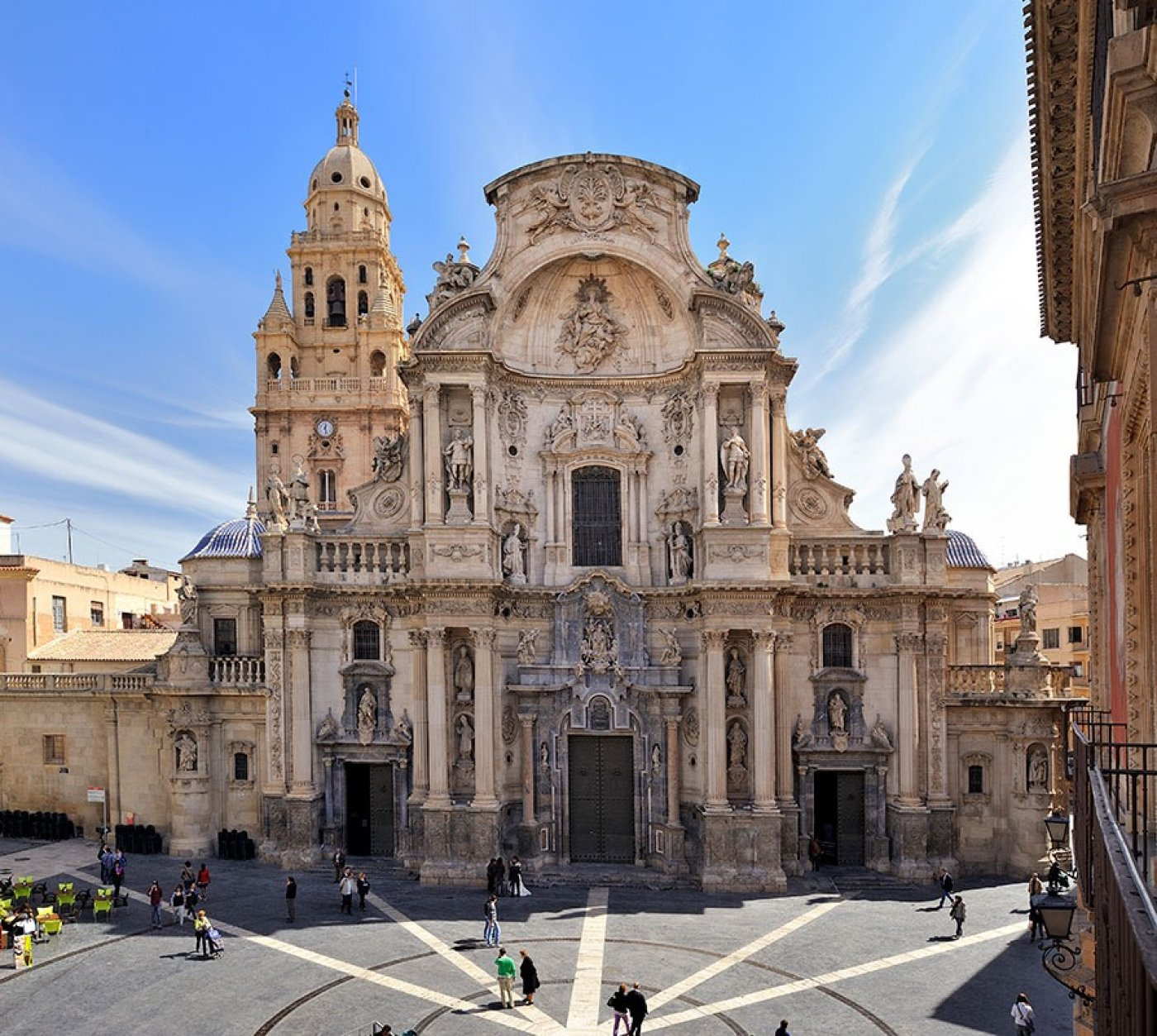 building-site en murcia · catedral 770000€