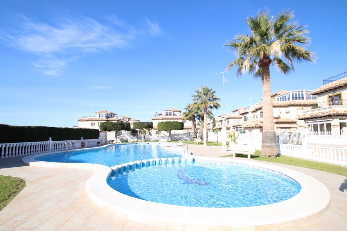 townhouse en orihuela-costa · playa-flamenca 155000€