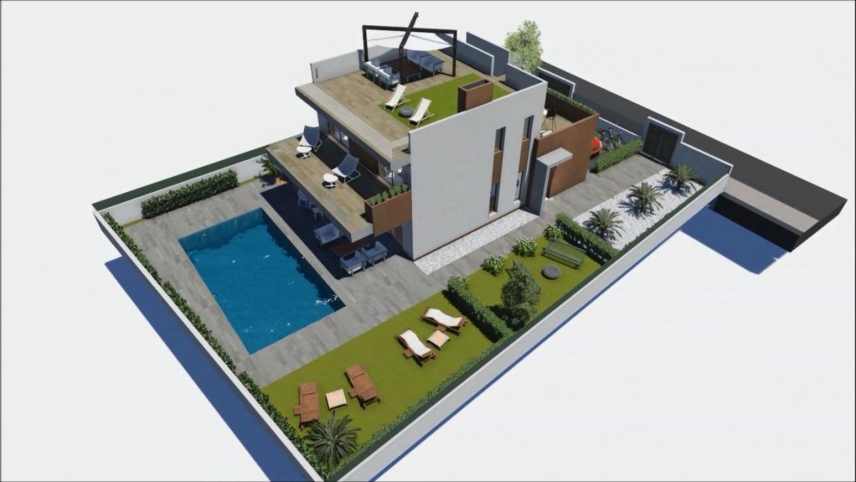 villa en ciudad-quesada · ciudad-quesada 719950€