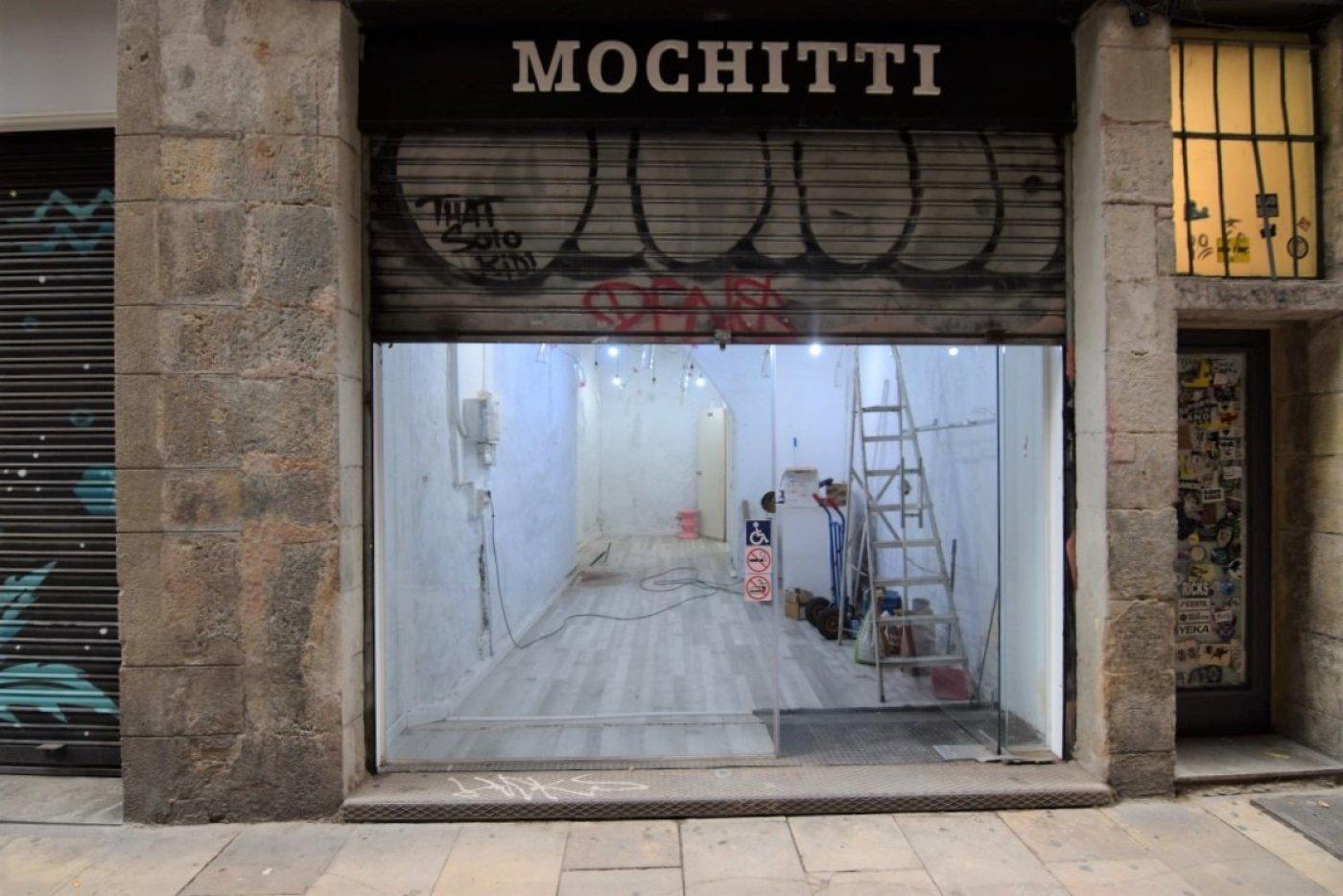 local-comercial en barcelona · el-gotic 500€