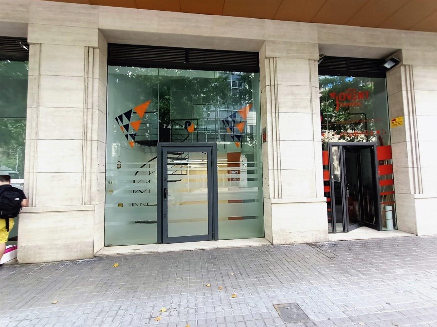 local-comercial en barcelona · la-nova-esquerra-de-l´eixample 875€