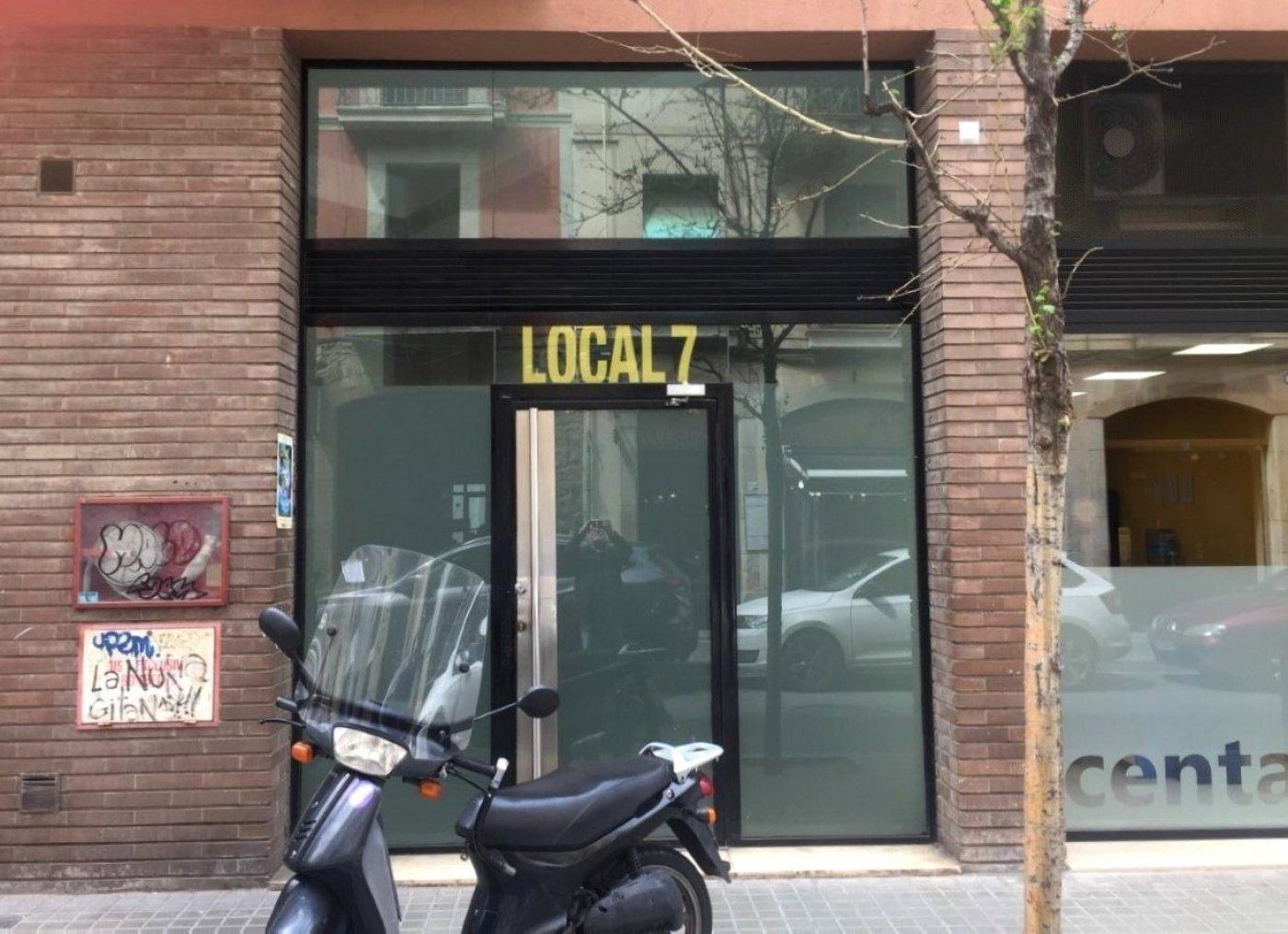 local-comercial en barcelona · hostafrancs 500€