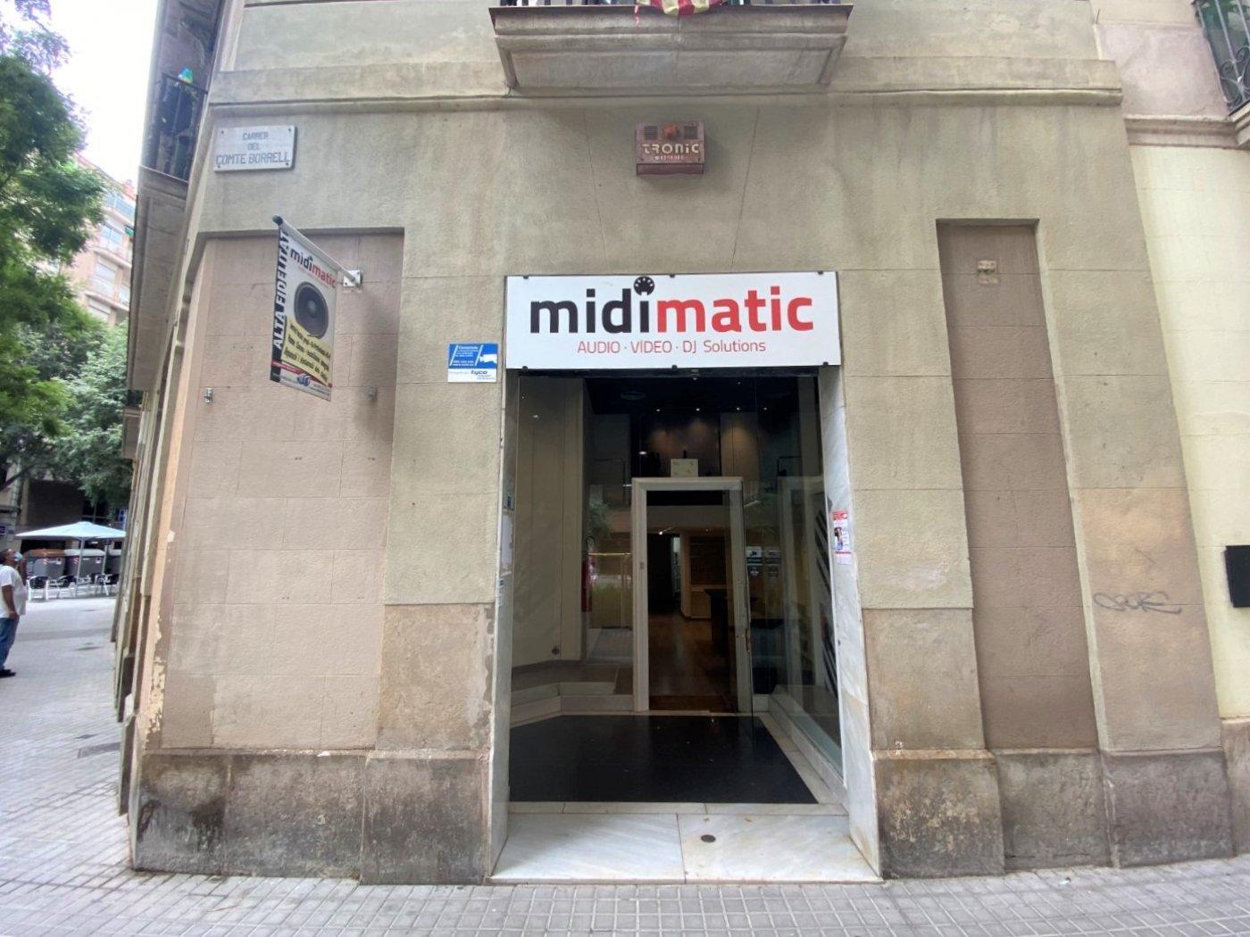 local-comercial en barcelona · sant-antoni 995€