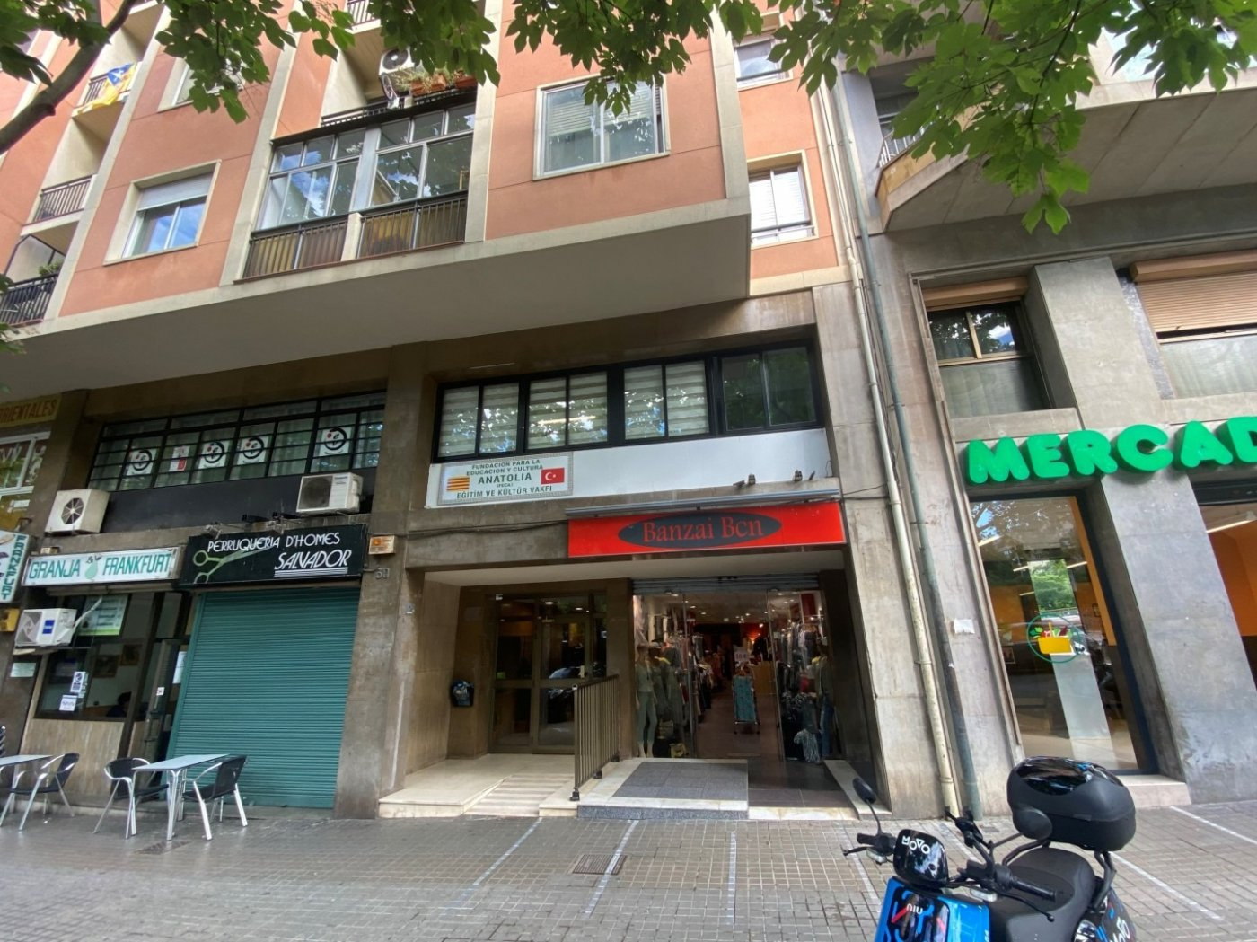 local-comercial en barcelona · la-sagrera 190000€