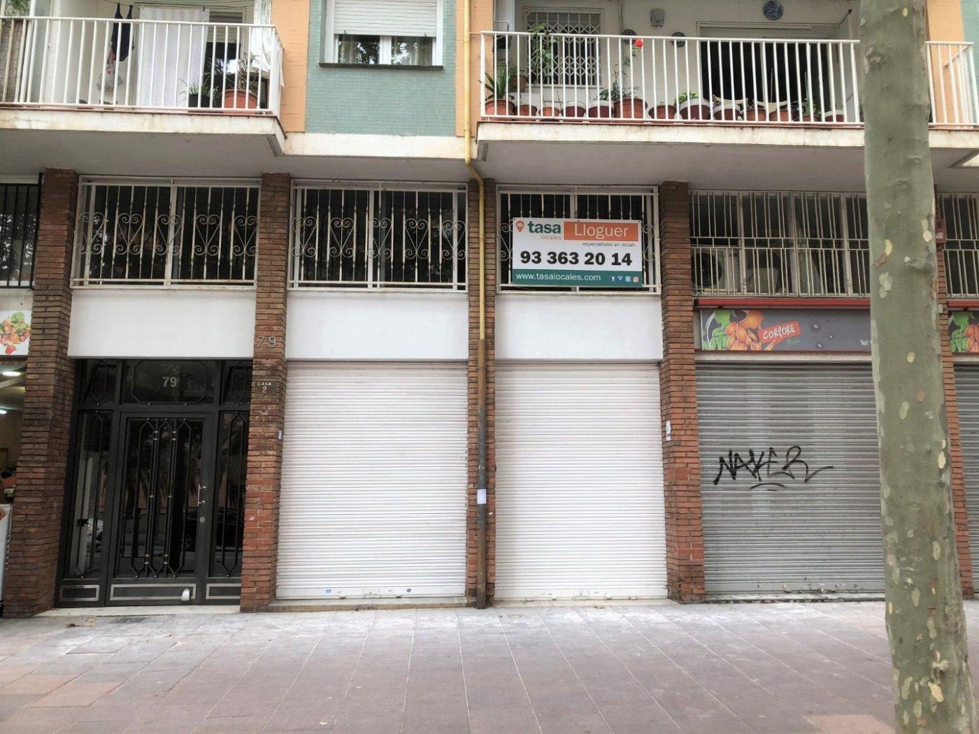 local-comercial en barcelona · la-prosperitat 1200€